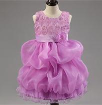 绳绣公主裙