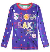 珠片字母snow flake雪花