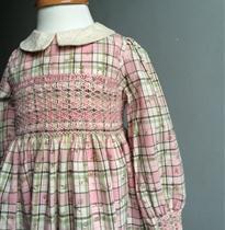 编织女童裙