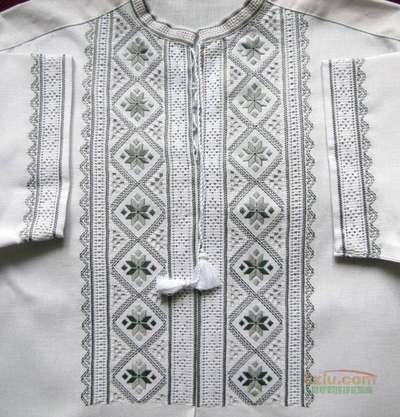 条纹 衣领